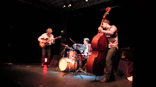 The Tommy Halferty Trio Live