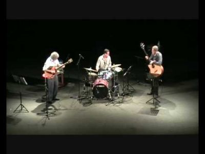Tommy Halferty Trio Live in