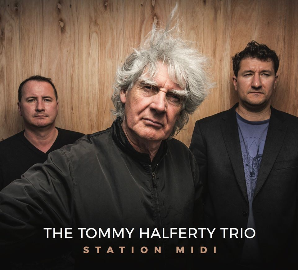 tommy halferty trio station midi